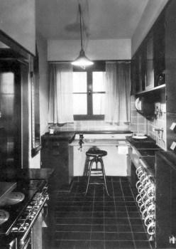 A modern konyha felé tett első lépés - a Frankfurterkueche