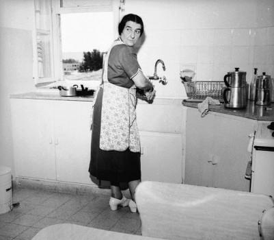 Golda Meiré nem volt igazán feminista konyha, de nem is erről híres...