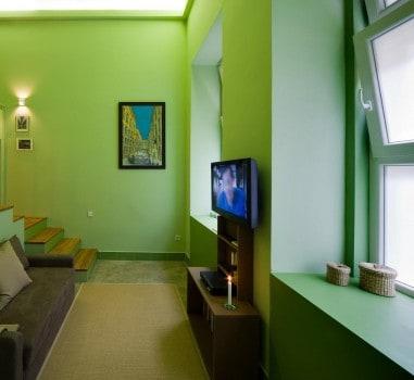 A zöld rész - Marcus Goldson képeivel