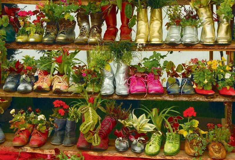 Aki szereti, akár így is tarthat növényeket...