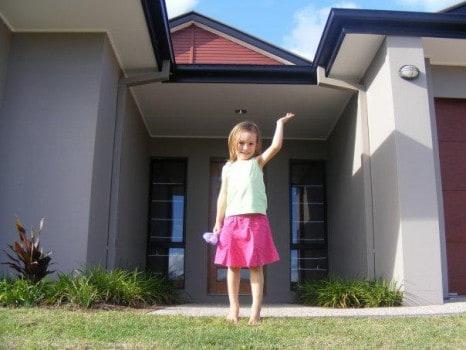 Ez a mi házunk - a szüleim keményen dolgoztak érte...