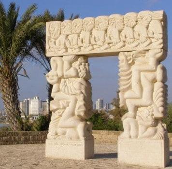 Jákob álma - Jaffótól Tel-Avivig