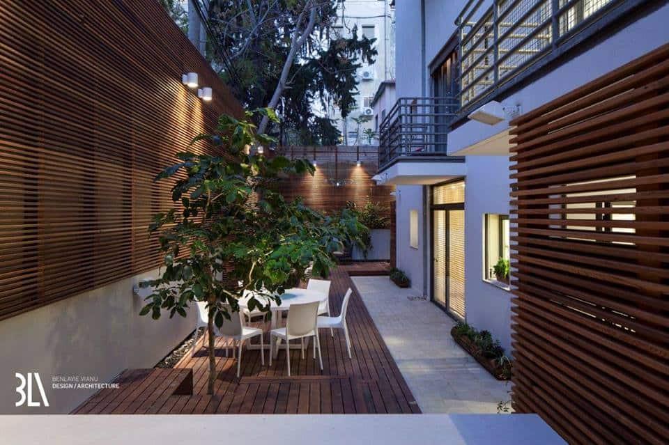 A kertes lakás fölött néhány emelet - de kit zavar?