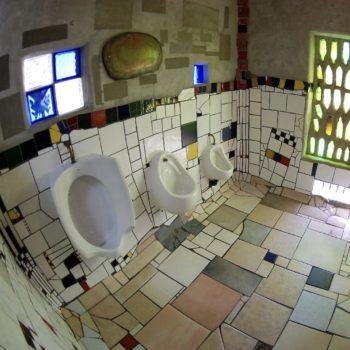 Hundertwasser wc