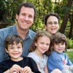 A családi élet öröme